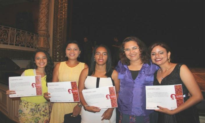 IFPE se destaca na cerimônia de premiação do Naíde Teodósio 2016