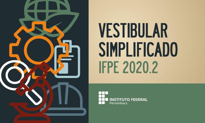 Inscrições abertas para Vestibular Simplificado em diversos campi