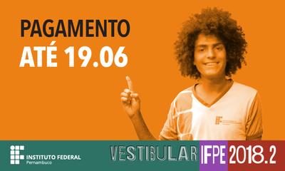 Candidatos devem emitir o boleto no site da Cvest e efetuar o pagamento pelo Banco do Brasil