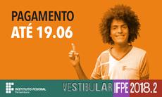 Vestibular IFPE 2018.2
