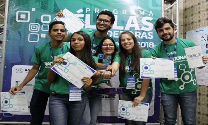 Projeto EduLibras vence o Células Empreendedoras