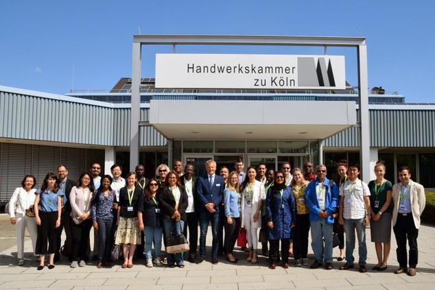 Reitora do IFPE participa de programa de liderança da UNESCO