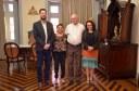 Reitora se reúne com arcebispo de Recife e Olinda