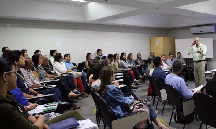 Reitoria reúne gestores e diretores gerais em Seminário de Planejamento